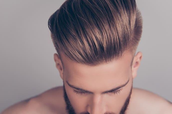 Haarwachstum bei Männer