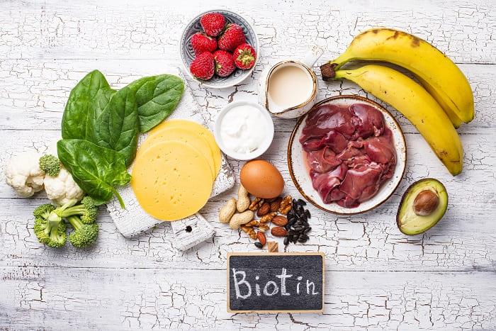 Vorteile von Biotin bei Haarausfall