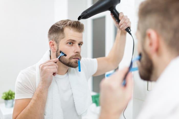 Haarausfall durch falsche Pflege