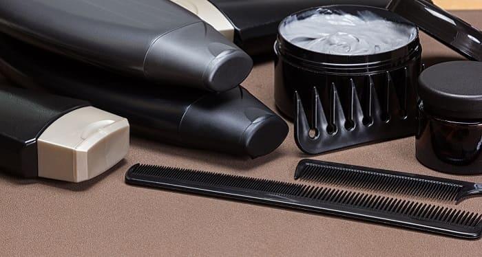 Haarpflegeprodukte mit Chemikalien