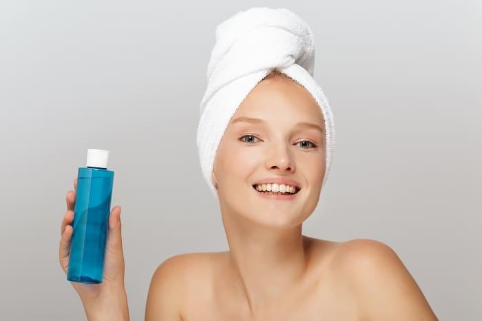 Haarwasser bei Haarausfall