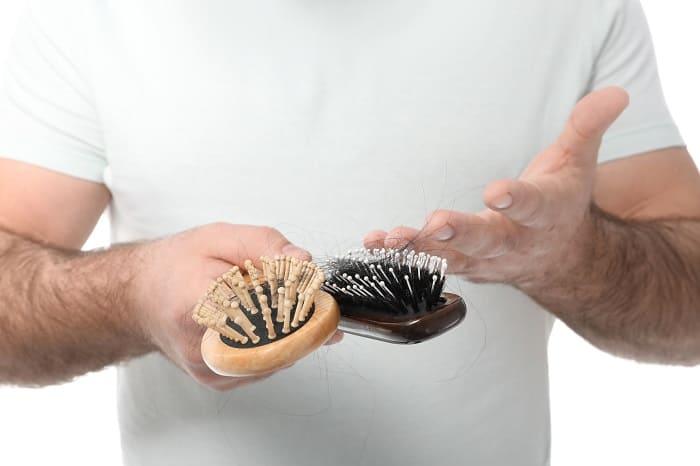 Mythen für Haarausfall