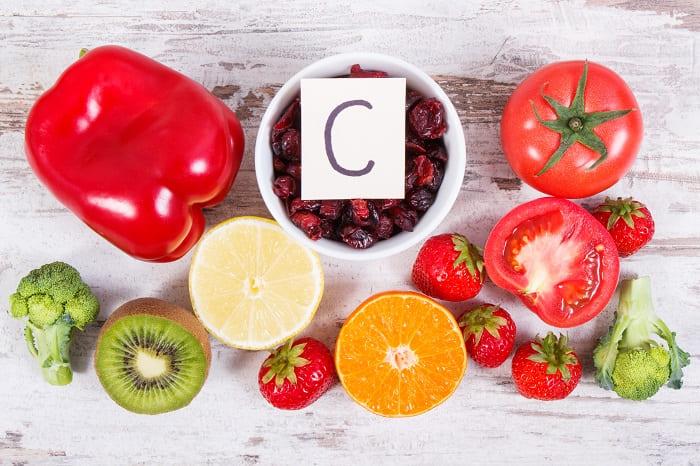 Vitamine C gegen Haarausfall