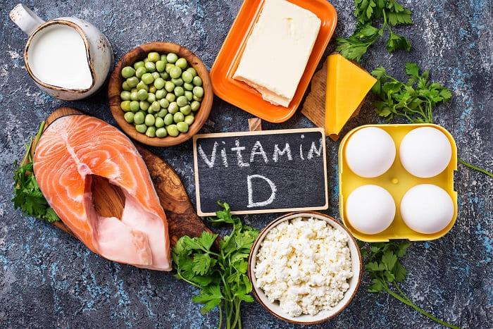 Vitamine D gegen Haarausfall